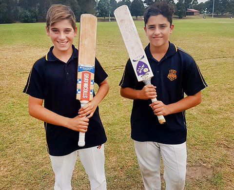 Records tumble in Junior Cricket